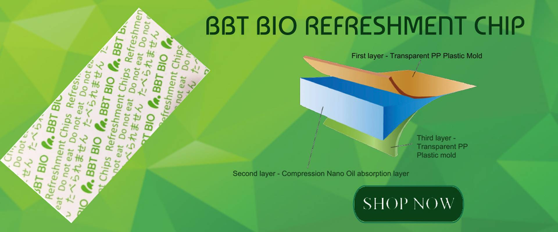 bbt bio refreshment chip