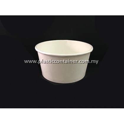 PAPER BOWL ONLY 520CC WITHOUT LID