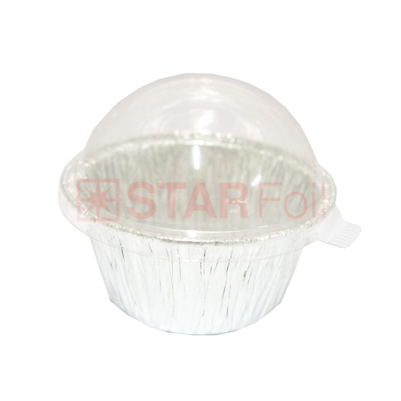 ROUND SHAPE FOIL CONTAINER