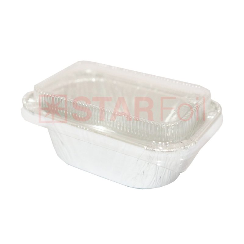 RECTANGLE FOIL CONTAINER